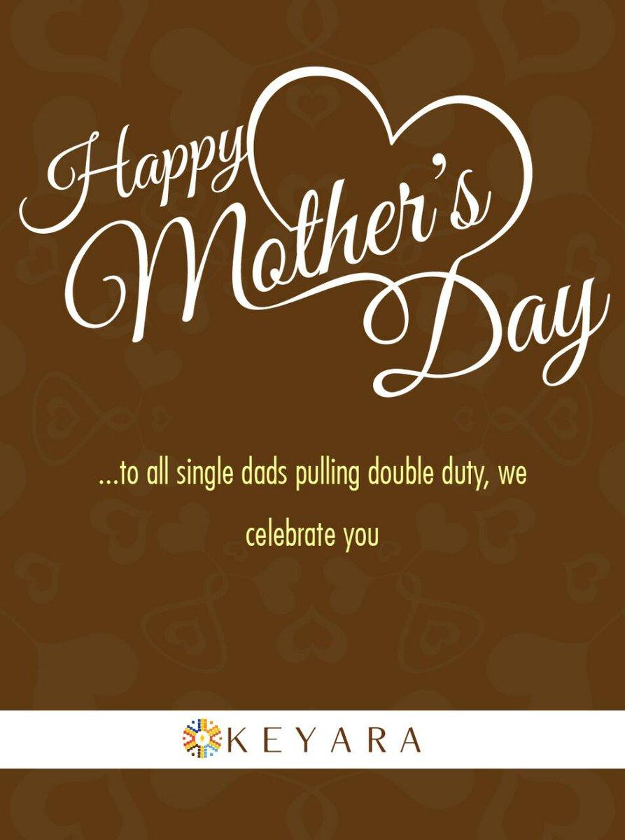 Happy #MothersDay to all single dad's pulling double duty https://t.co/KrHDAQmDDS