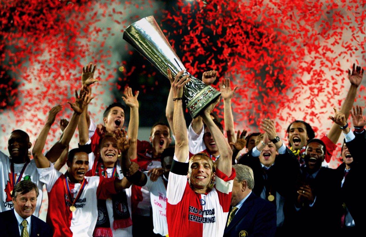 "Feyenoord Rotterdam on Twitter: ""8 mei 2002, een magische ..."