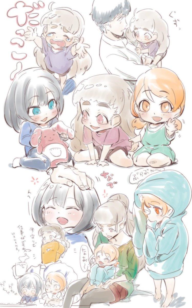 トライアドぷちムス pic.twitter.com/tC2hbYY2GL