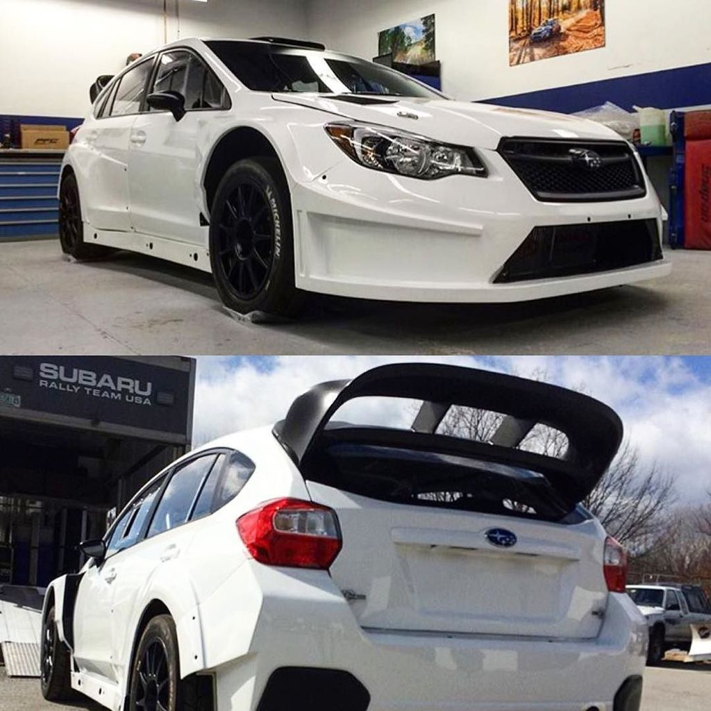All We Ll Drive Turbo Xv For Subaru