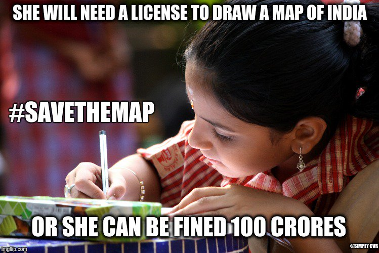 License to draw the maps. That's where we are heading #savethemap @savethemap https://t.co/k3ULCWZGXk