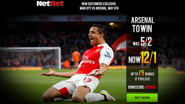 Netbet enhanced odds