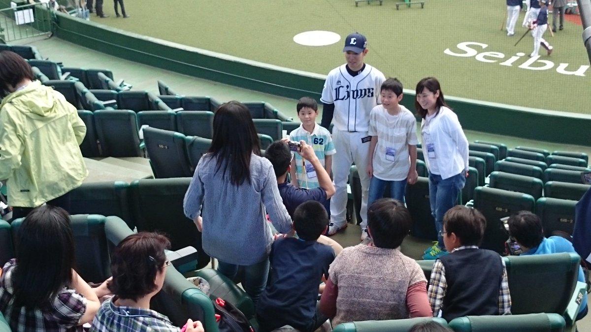 きょう母の日の放送では、西武秋山選手が行う「ひとり親の家族を球場へ招待」を紹介します。実は秋山選手も同じ境遇に育った経験を持ち、この活動への強い思いが!そして今日の試合、招待した家族へ大きなプレゼントを残してくれました。#heros