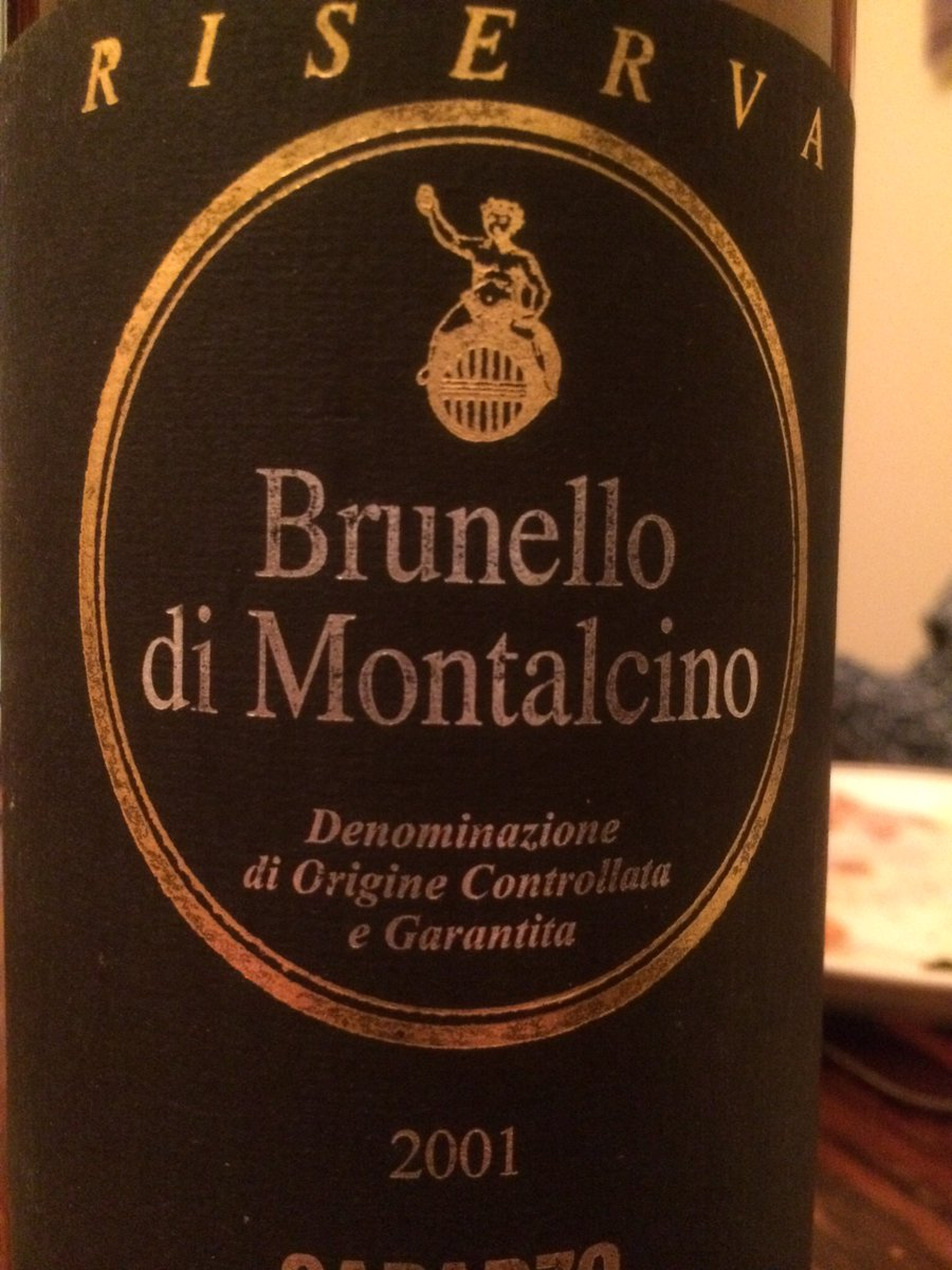Brunello Dinner Caparzo Riserva 01 Salvioni Cerbaiona 99 Constanti 88 Stunning Wine From Tuscanypictwitter 8PZvo2DRUg