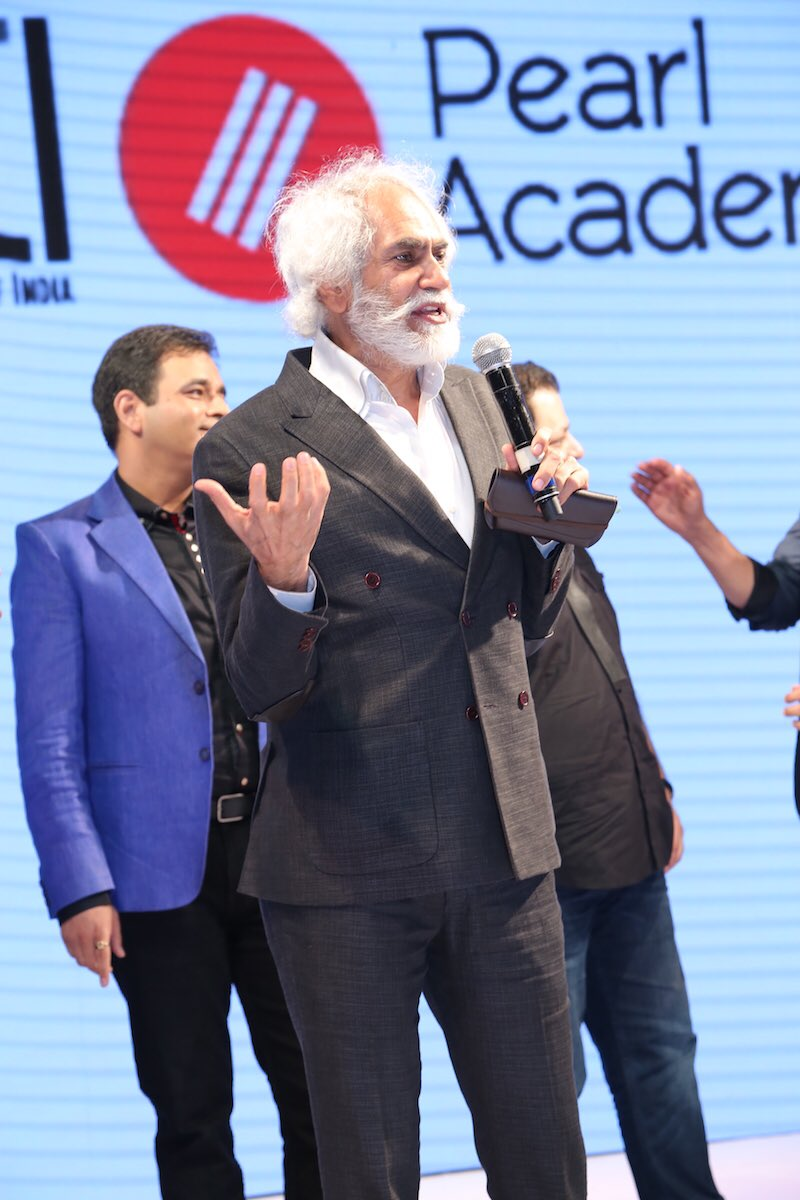 Fdci On Twitter Sunil Sethi President Fdci Is Proud To Be Associated With Pearlacademyind And Looking Forward To This Alliance