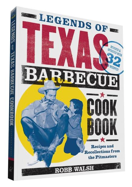 Essential 'Legends of Texas Barbecue' book has been updated https://t.co/lLuH2D1SKh https://t.co/JWv8xfKecR