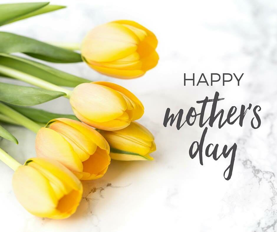 Happy Mother's Day to all the wonderful Moms out there :) #MothersDay https://t.co/8jqavjRBQF https://t.co/whRJ42lAFR