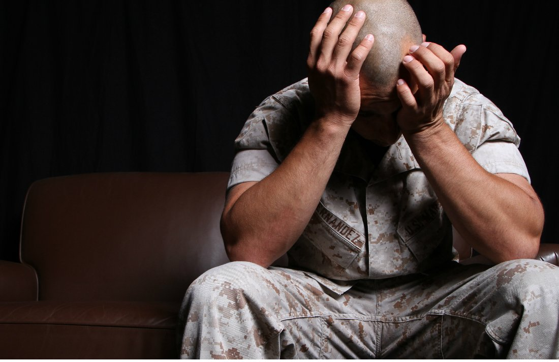 Medical Marijuana to be Studied as Treatment for Veterans' PTSD