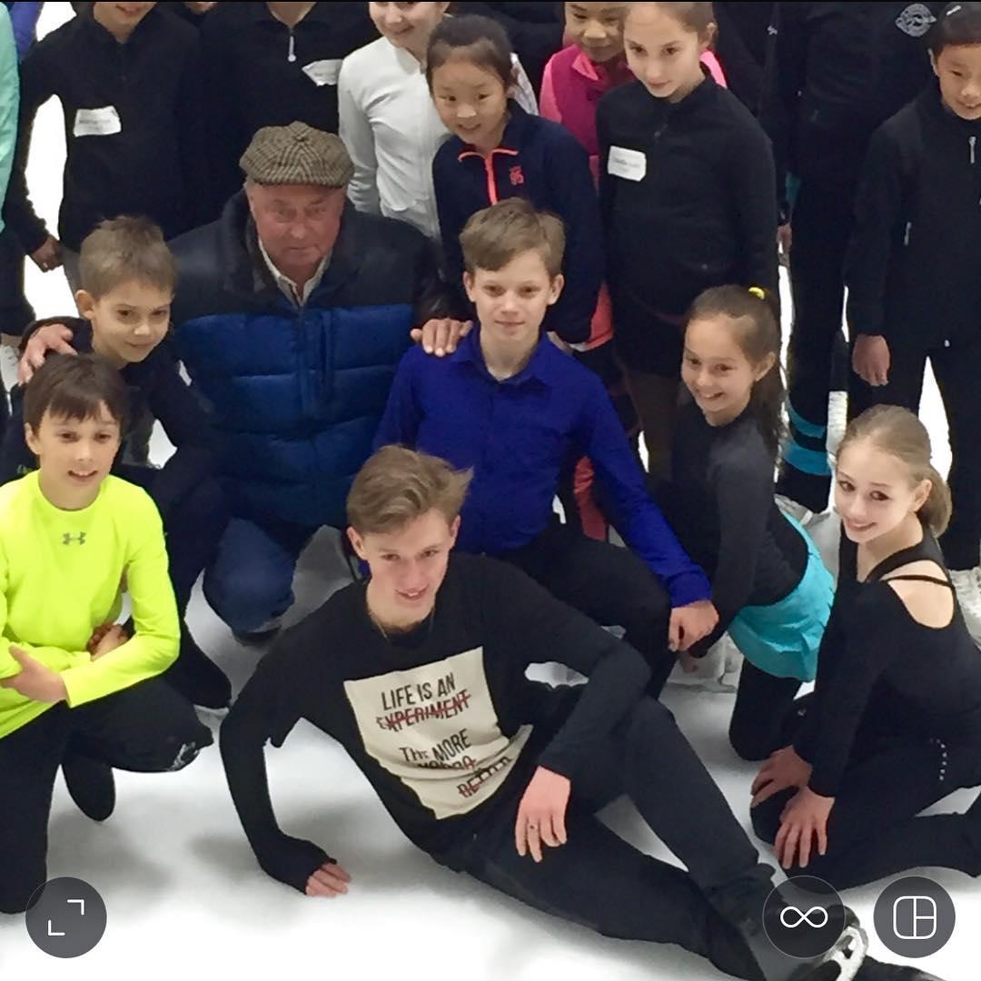 Группа Мишина - СДЮСШОР «Звёздный лёд» (Санкт-Петербург) Ch8w1FNXIAU5Wuz