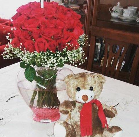 @huangminii happy birthday sayang q.wishnya apa ya? Sendiri aja ya😘