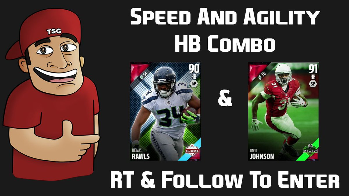 Needs some new @EASPORTS_MUT HBs? RT & Follow to enter. I'll annouce a winner tomorrow night (5/9) at 9:30pm ET. https://t.co/7OWgm4Pu7h