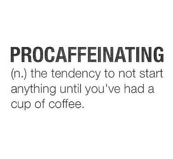 ProCaffeinating... essential first step in the blogging process https://t.co/adl9uDXJdy