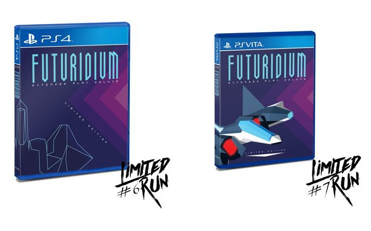 Follow & RT for a Chance to Win a Copy of Futuridium (PS4&Vita) by @LimitedRunGames & @MixedBagGames. Ends 10PM EST. https://t.co/blYNw2V8ju