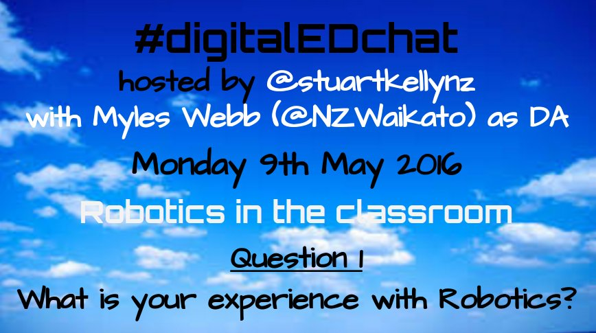Here we go with Question 1! #digitalEDchat https://t.co/X3FsMo1DKU