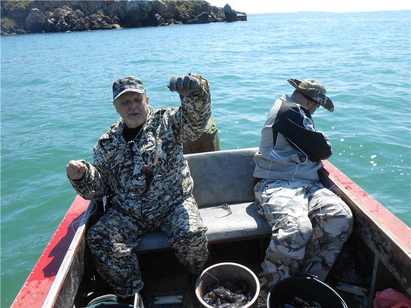 сроки ловли бычка в азовском море