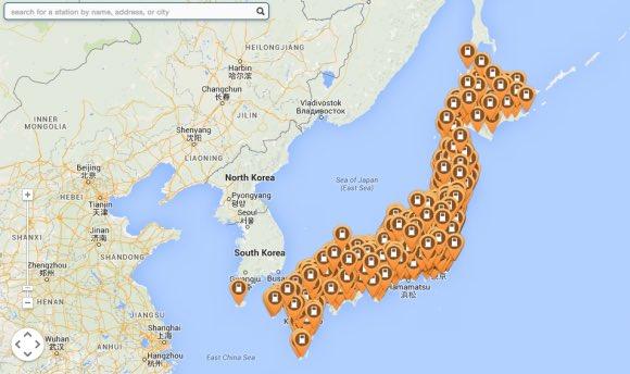 It's Official: Japan Now has More Electric Car Charging Spots than Gas Stations*  https://t.co/fazgSVqFnL https://t.co/BGZuM1YJK8