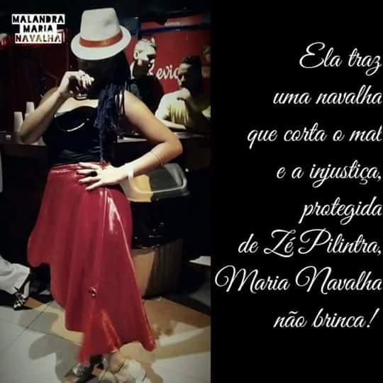 Maria Padilha At Rainhaiemanja Twitter