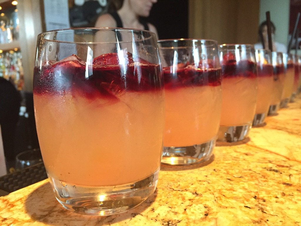 Twitter post: RT @modernmixvan: New summer cocktail from @TheKeg: a…Read more. Opens full post in an overlay