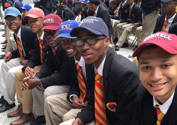 100 Percent Of Seniors At Chicago School Admitted To College For 7th Year In A Row