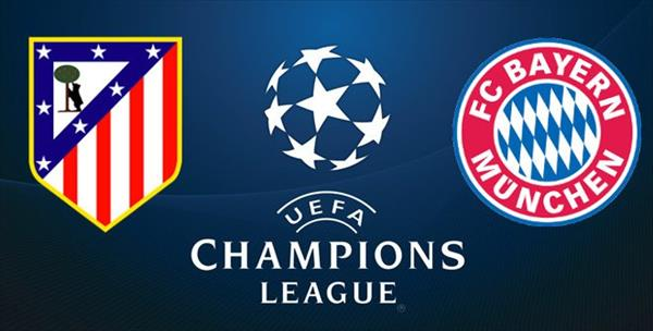 Atletico Madrid Bayern Monaco Diretta Streaming, vedere Rojadirecta Mediaset semifinale Champions League