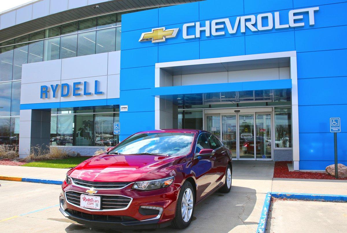 "Rydell Cars on Twitter: ""8 #Chevrolet #Malibu Launch ... | rydell chevrolet"