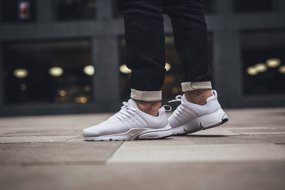 Air Presto Triple White