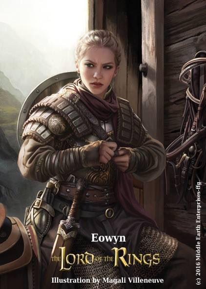 Eowyn Armor