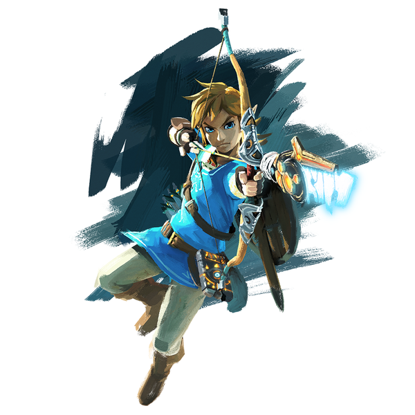 Zelda Wii U Artwork