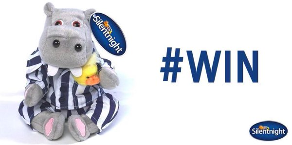Happy #WinItWednesday! You could #WIN a Hippo and Duck! RT & Follow to enter... Good luck! (UK only, ends Midnight) https://t.co/sTfE1vvAxm