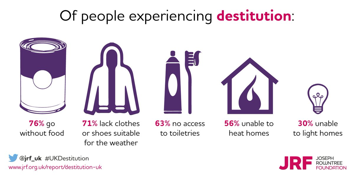 The Joseph Rowntree Foundation (JRF) is calling for the redesign of the social security system to ensure that nobody in the UK is left without the bare essentials that we all need to eat, stay warm and dry, and keep clean.        TodayÂ's report found that more than one and a half million people...