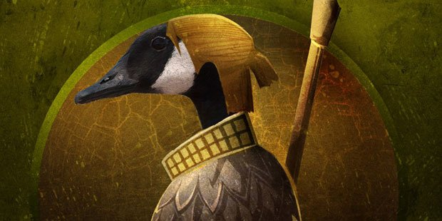BioWare Goose Cam: Mass Eggfect  #News #BioWare #BioWareEdmonton