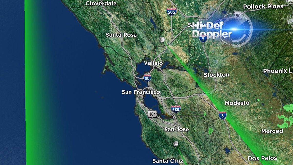 Hi Def Doppler Radar Is In Search Of Rain Kpix Morning News And - Hawaii radar doppler