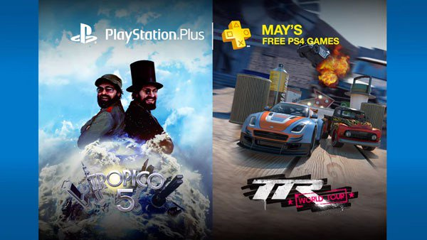 PS Plus free games april 2016