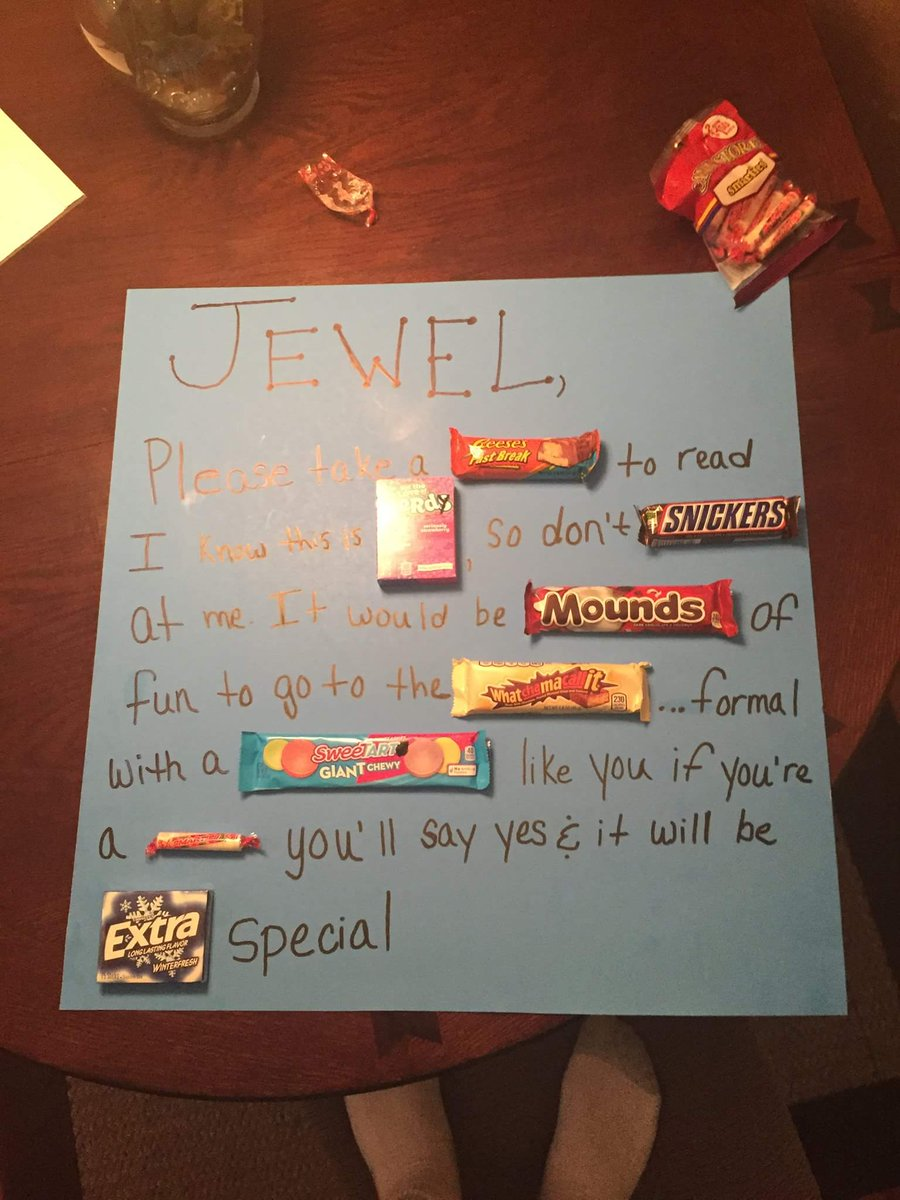 How To Ask A Frail To The Dance