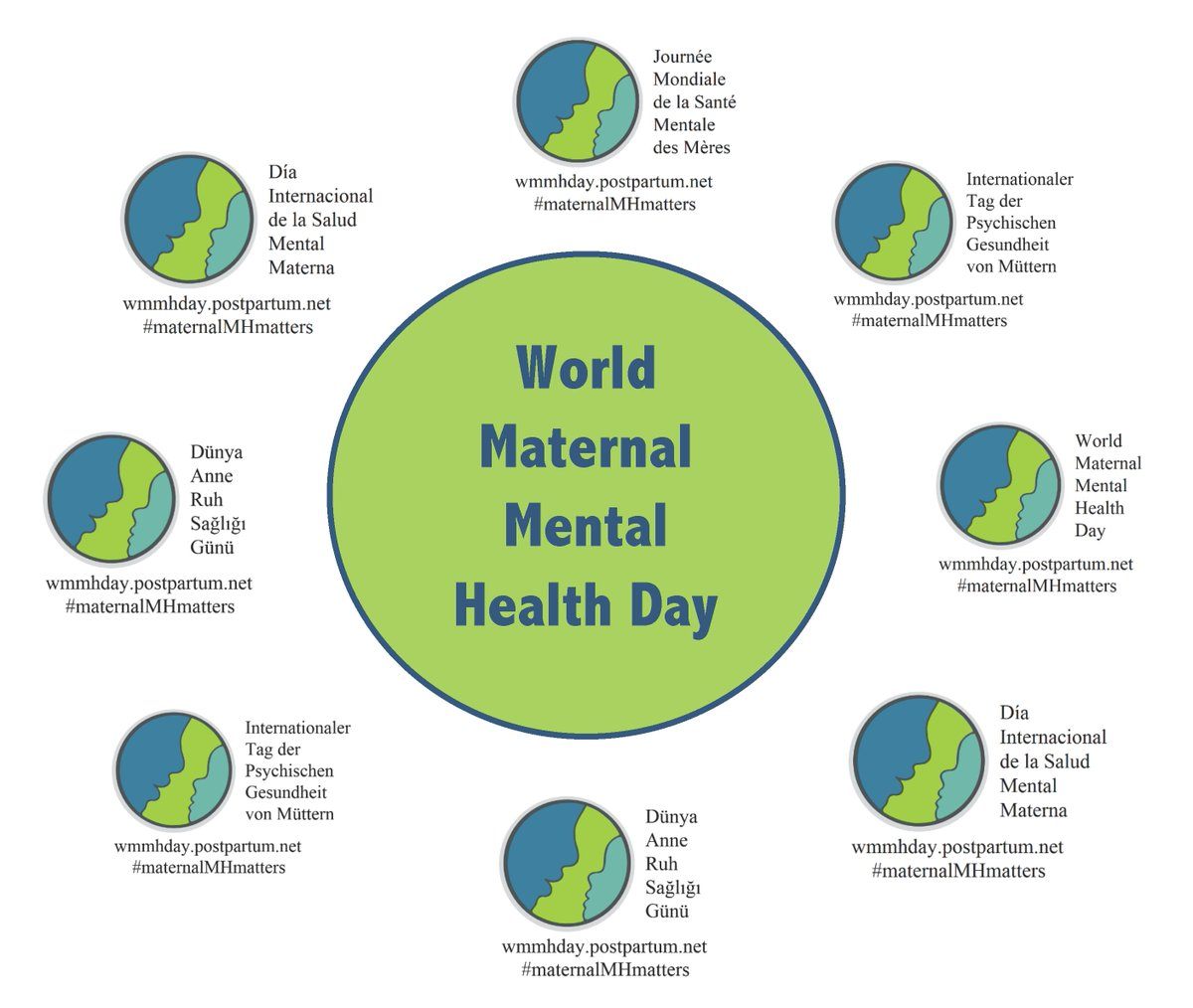 The Marce Society On Twitter World Maternal Mental Health Day Is May 4th You Can Make A Difference Tco PYNqllRYb5 MaternalMHmatters