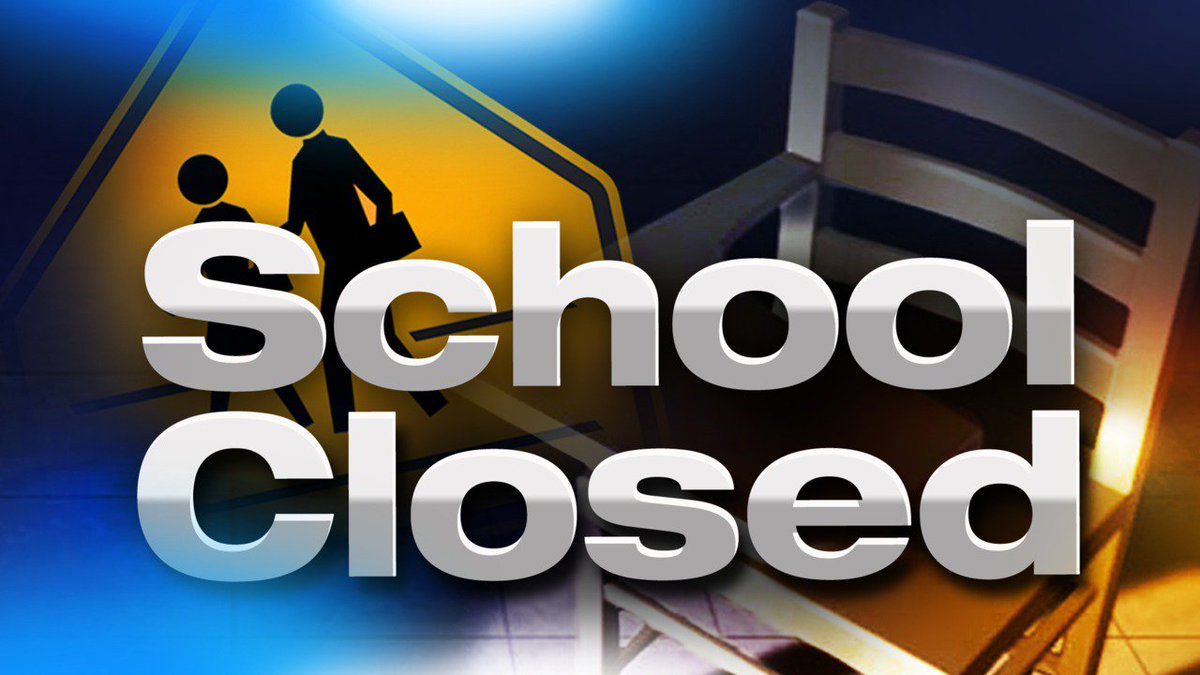 Waverly : SCHOOL CLOSURE Waverly ISD closed power outage