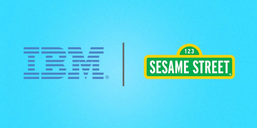 We're partnering with @IBM to help advance early education around the world! #IBMandSesame https://t.co/2qOZgO4PUc https://t.co/epuRPWQ2Ih