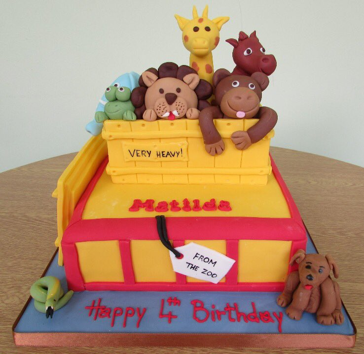 One Stop Cake Shop And Balloons On Twitter Dearzoo Animals