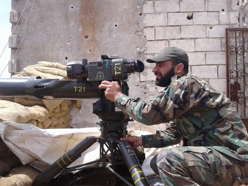 عائلة صواريخ طوفان الايرانيه المضاده للدروع  ChDasZuWUAAM6V6