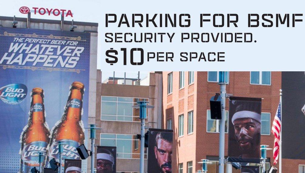 Fedexforum On Twitter Park Toyota Parking Garage For Bsmf