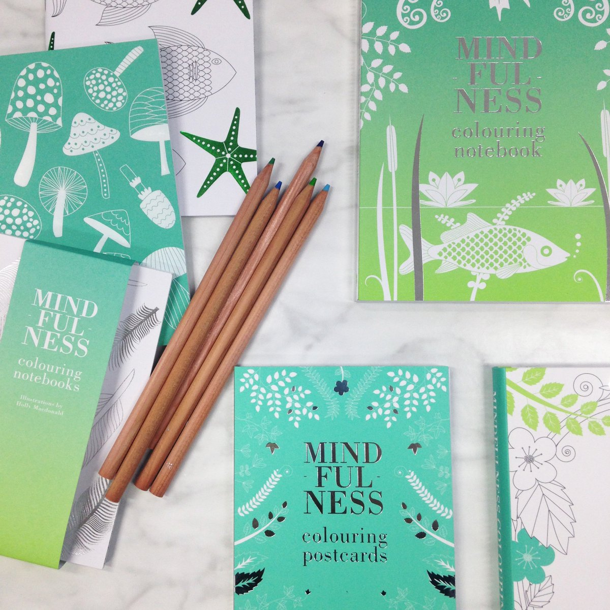 #competition To celebrate #WorldStationeryDay, we're giving away a pack of our Mindfulness Postcards! RT to enter https://t.co/cf8t4cjbqT