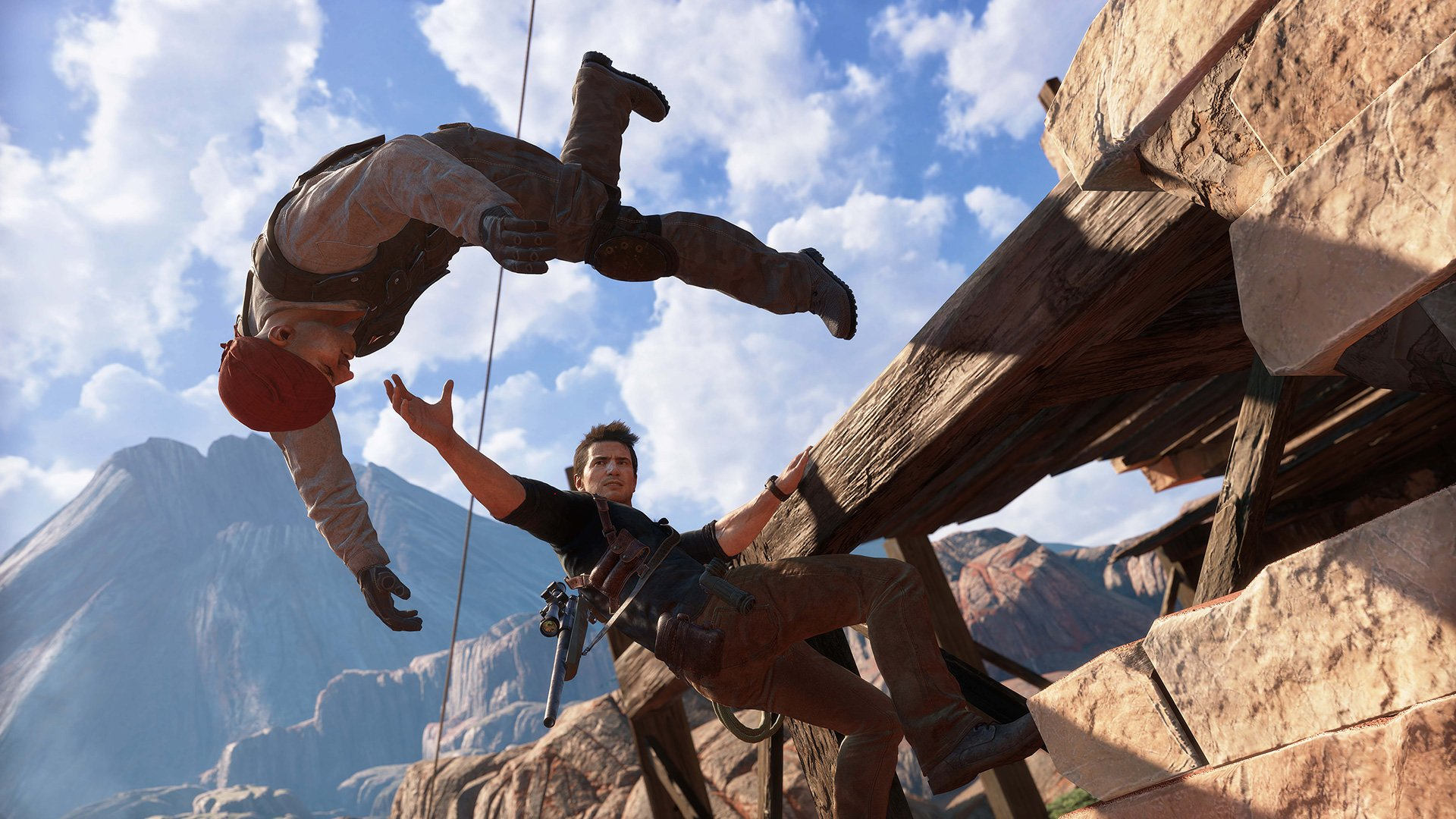 Sony: Uncharted 4 Copies Were 'Stolen In Transit' 1