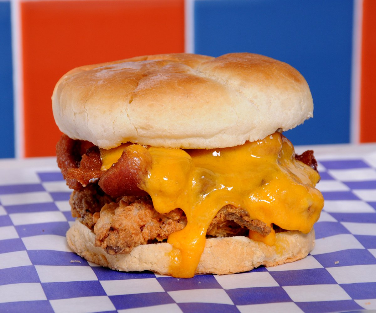Walloons On Twitter Todays Truck Special Bacon Cheddar Chicken