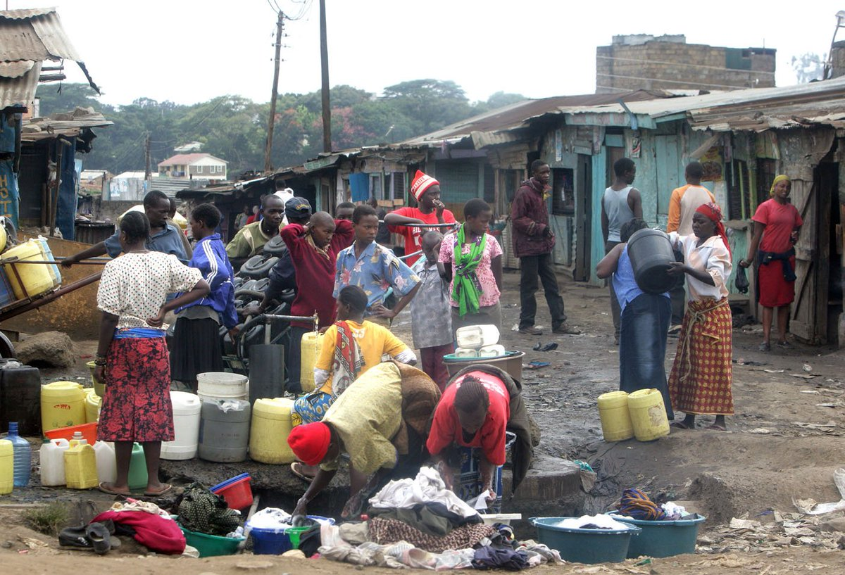 Personal encounters with children in an informal settlement: Exploring spirituality