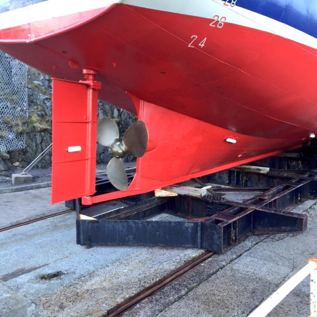 "Shetland Islands Cll on Twitter: ""The #FairIsle ferry, MV Good ..."