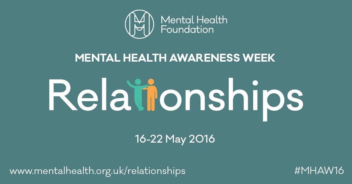 Mental Health Fdn On Twitter Help Us Spread The MHAW16 Message Social Media By Joining Our Thunderclap Tco CltKVUUjlH