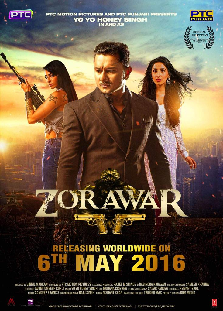 Zorawar (2016) Worldfree4u - 400MB Punjabi Movie DTHRip 480p - Khatrimaza
