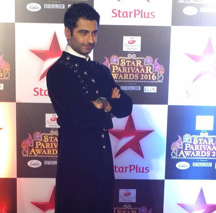 Harashad Arora, Star Parivaar Awards 2016,SPA 2016,images,latest,Adarsh,Dahleez,Dehlaeez,Star Plus,photos,pics,picture