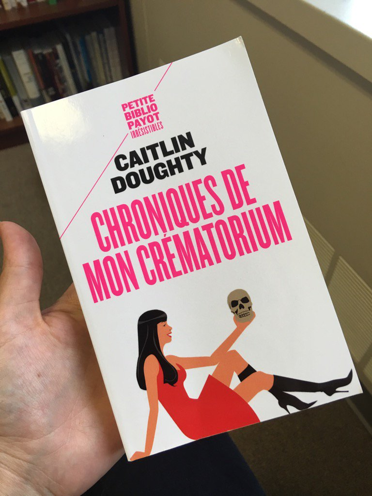 Nice French paperback, @TheGoodDeath! https://t.co/aOThzwz8es