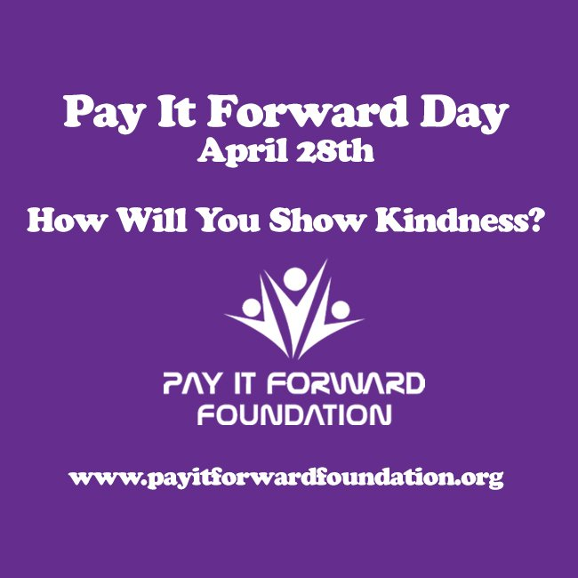 What are your plans for Tomorrow?   #PayItForward @pifdayusa https://t.co/y5mlPd0bDe